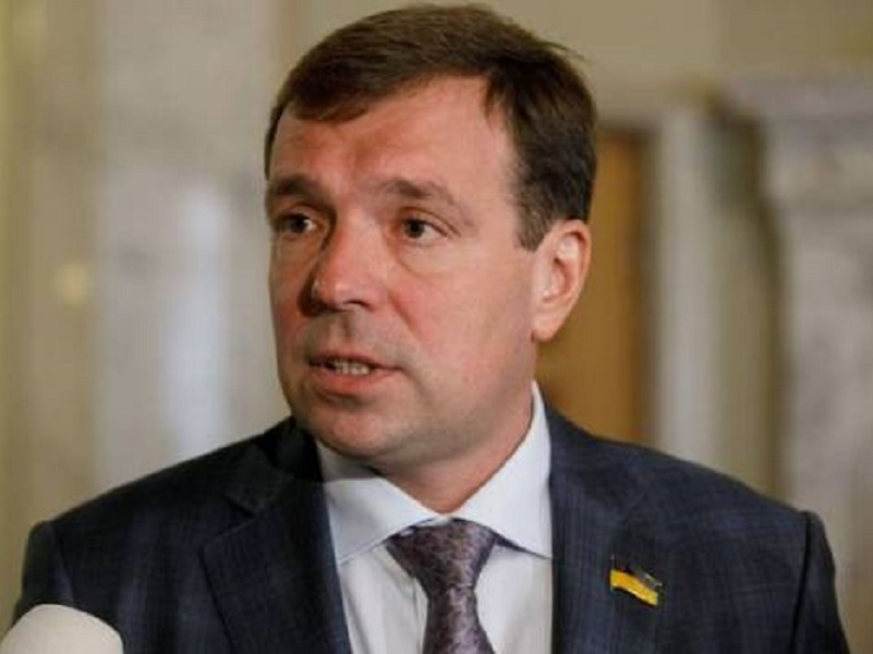 Николай Скорик.