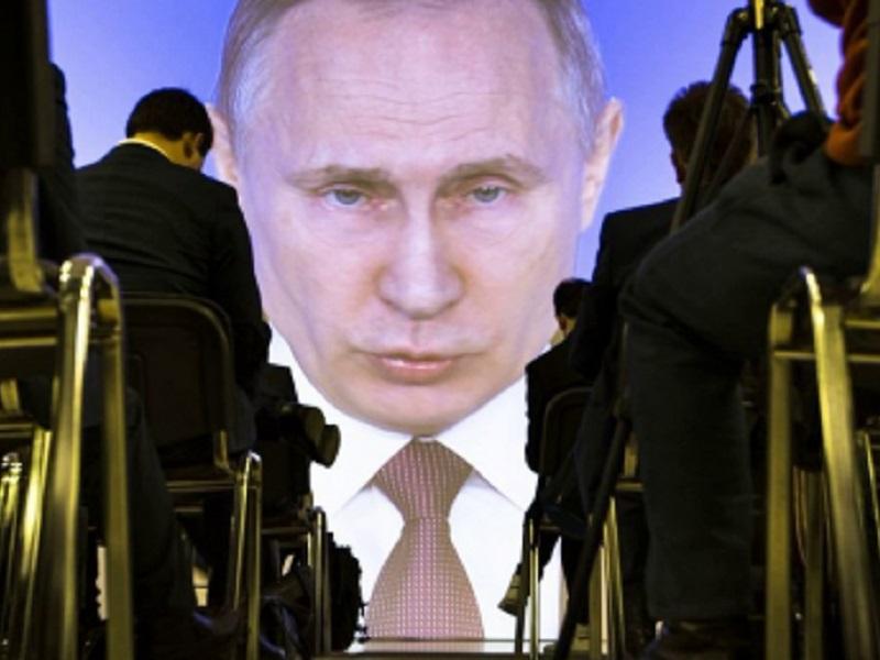 Путин построил для себя новый супербункер.