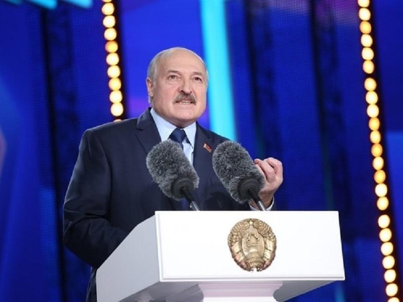 Лукашенко заявил о переделе мира.