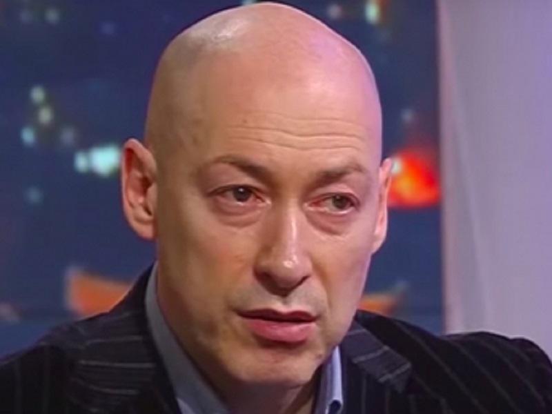 Дмитрий Гордон.