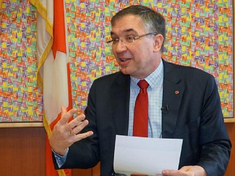 Бывший посол Канады в Украине Роман Ващук.