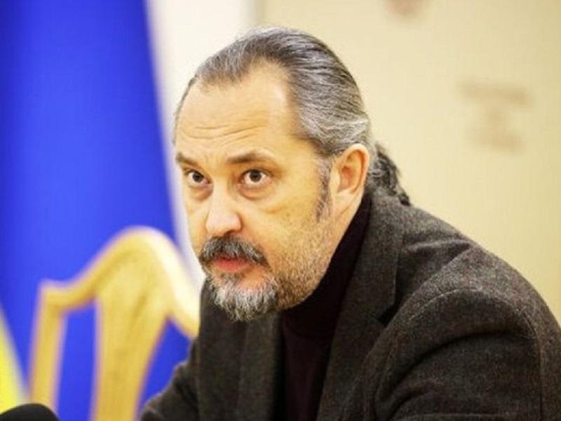 Судья КСУ Игорь Слиденко.