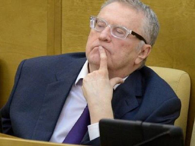 Боевики НВФ не согласны с Жириновским.