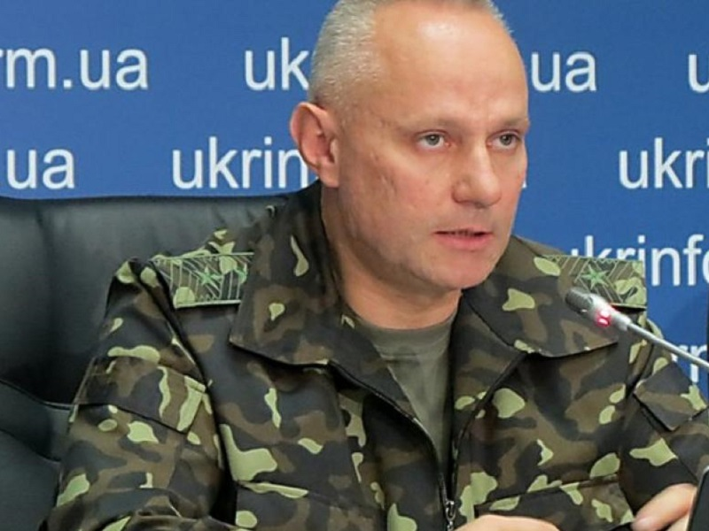 Главнокомандующий ВСУ Руслан Хомчак.