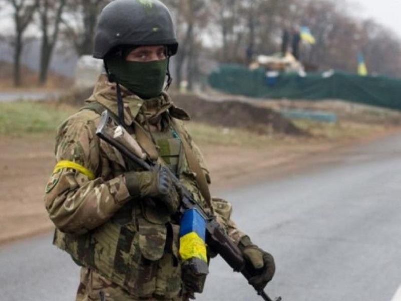 Перемирие а Донбассе окончено.