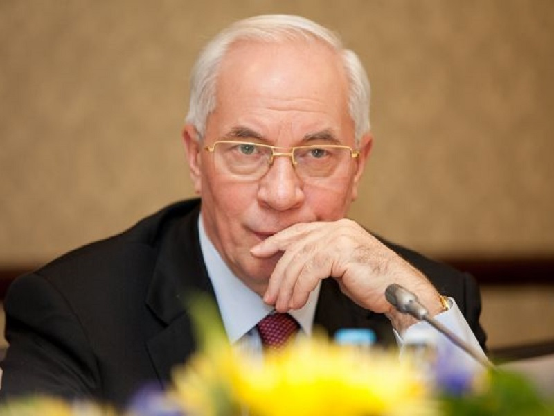 Азаров отличился новыми высказываниями об украинцах.