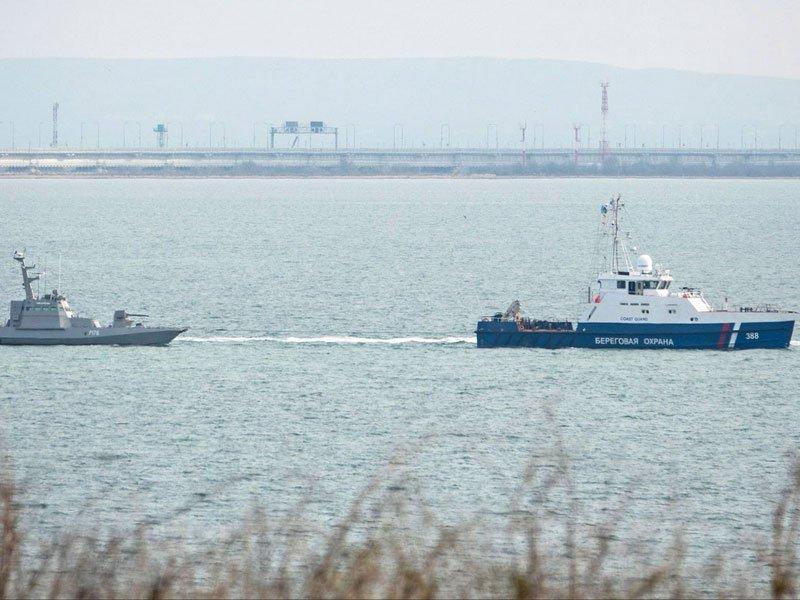 РФ в Черном море