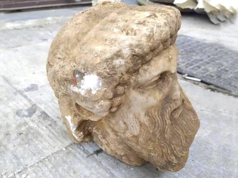 Голова Гермеса
