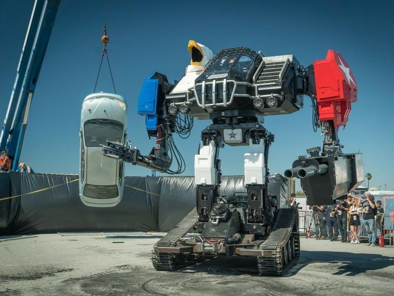 Боевая машина Eagle Prime