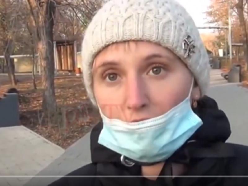 Откровенное интервью россиянки.