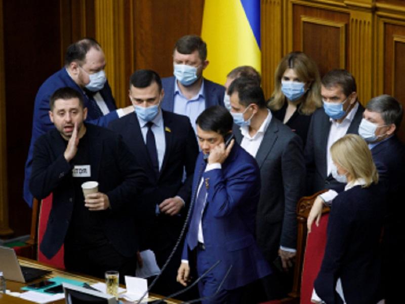 Проблемы с Конституционным судом Украины.