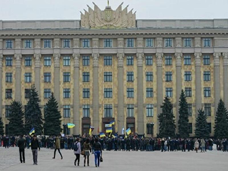 В Харькове объявлен трехдневный траур.