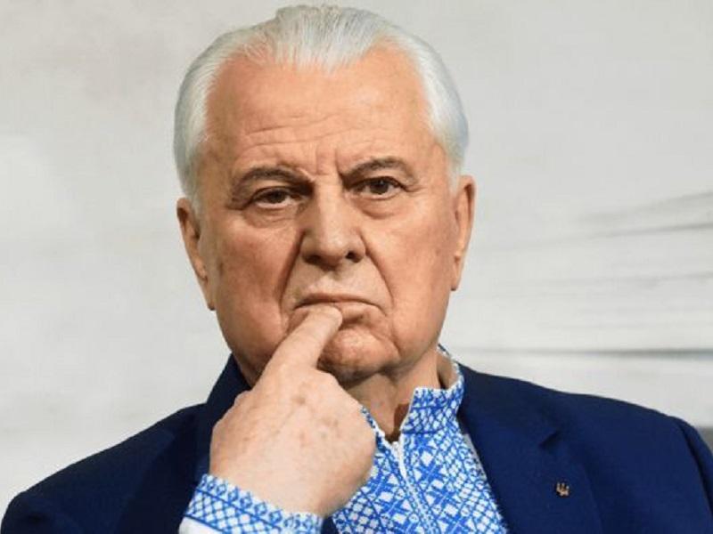 Позиция Леонида Кравчука бесит российских представителей в ТКГ.
