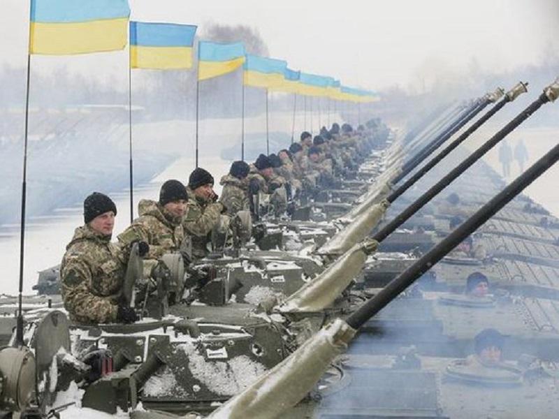 Украинская армия уже не та.