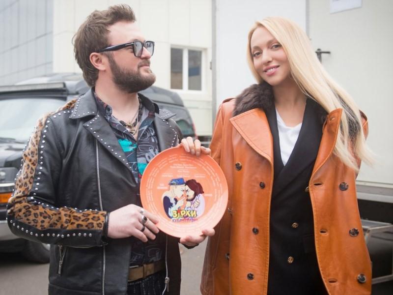 Дзидзьо и Оля Полякова