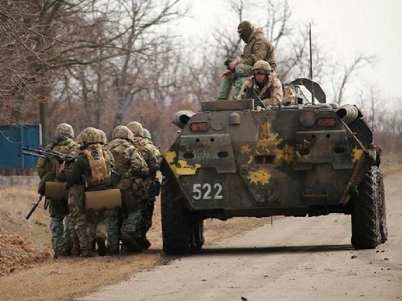 Украинская армия готова к наступлению.