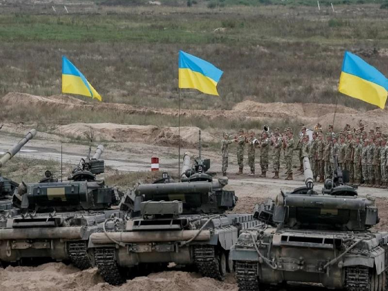 Украинская армия готова к наступлению на Донецк.и