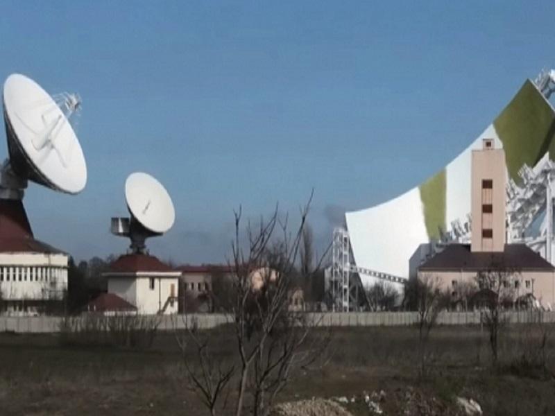 """Секретный космический объект """"Овидиополь-2"""""""
