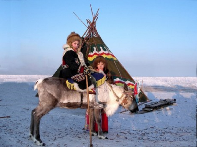 Странные обычаи коренных жителей Чукотки.