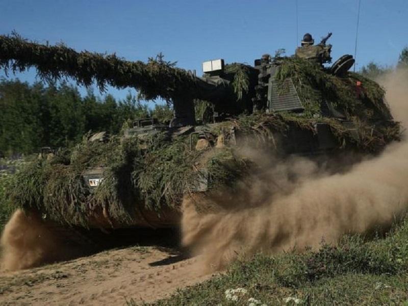 НАТО усилило свое присутствие на востоке.
