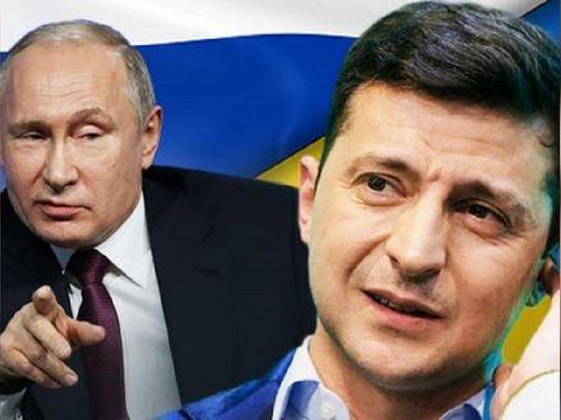 Путин загнал Зеленского в угол.