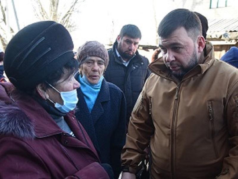 Дончане обвиняют Пушилина во лжи.