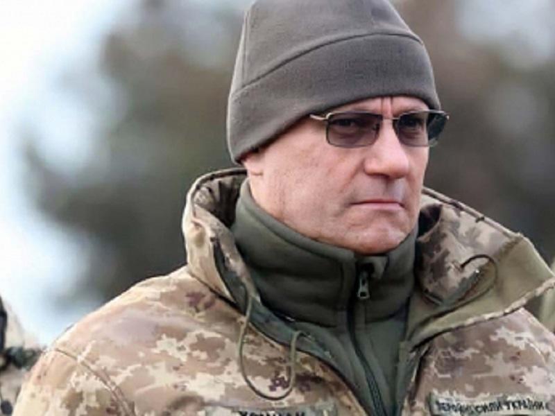 Начальник Генштаба ВСУ Руслан Хомчак.