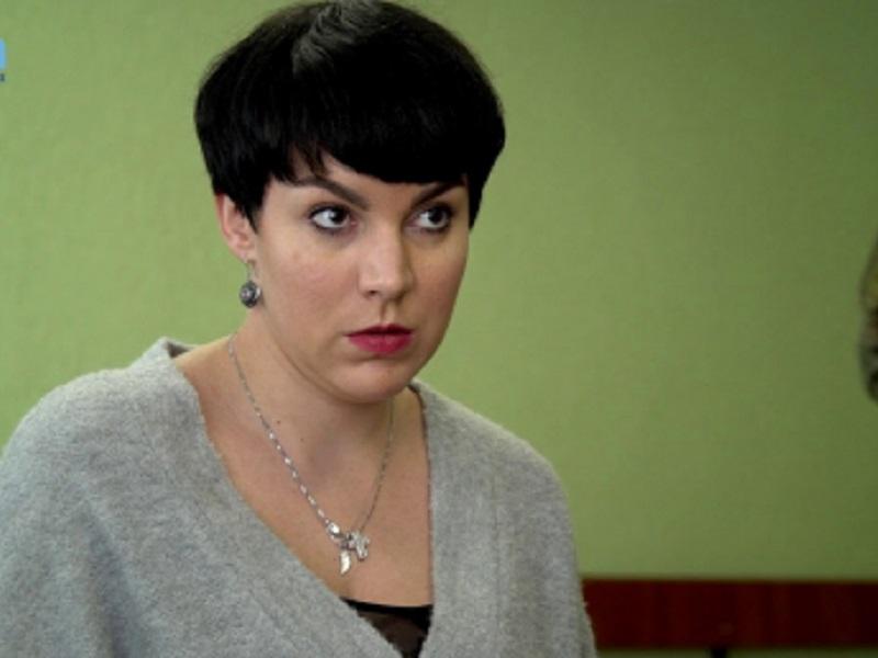 Журналистка Соня Кошкина.