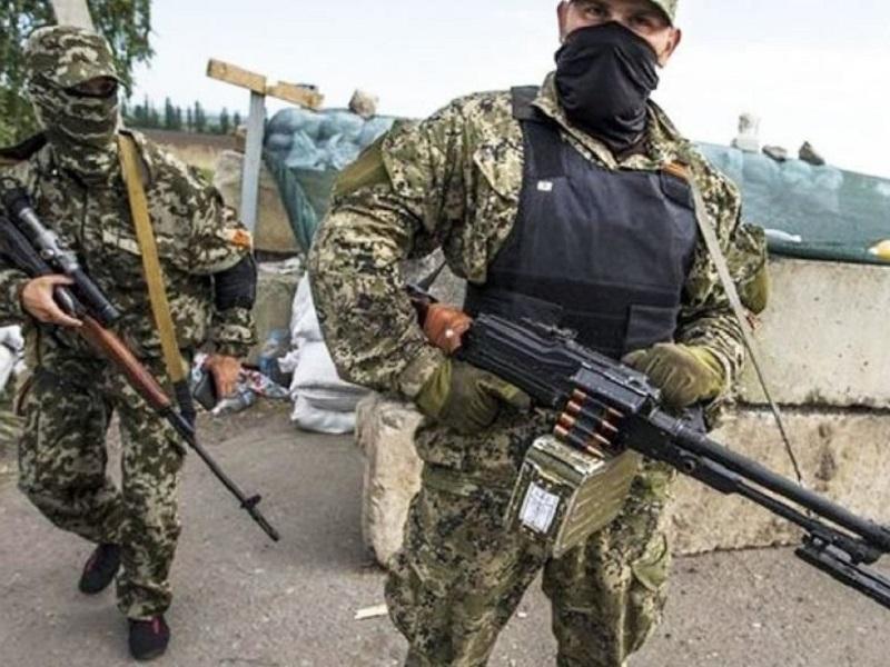 """Мобилизация в """"ДНР"""","""