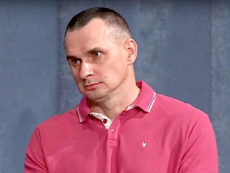 Олег Сенцов обвиняет Зеленского.