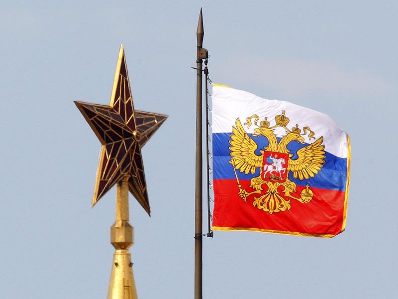 Самоизоляция России.