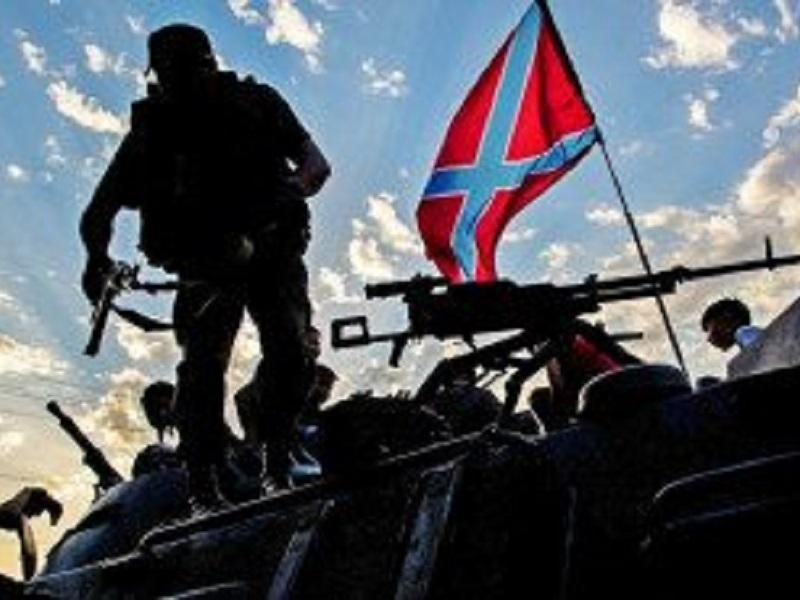 Война на Донбассе - это конфликт России и Украины.