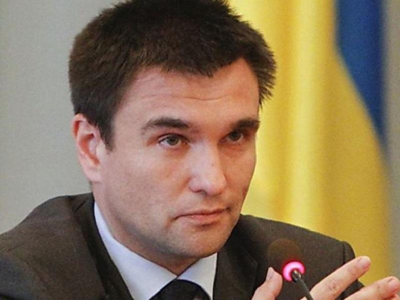 Бывший глава МИД Украины Павел Климкин.