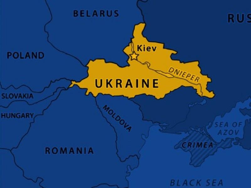 Распад Украины и возврат к границам Войска Запорожского.