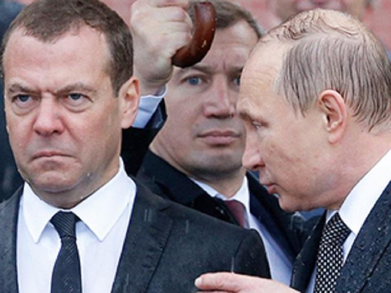 Главный кандидат в преемники Путина.