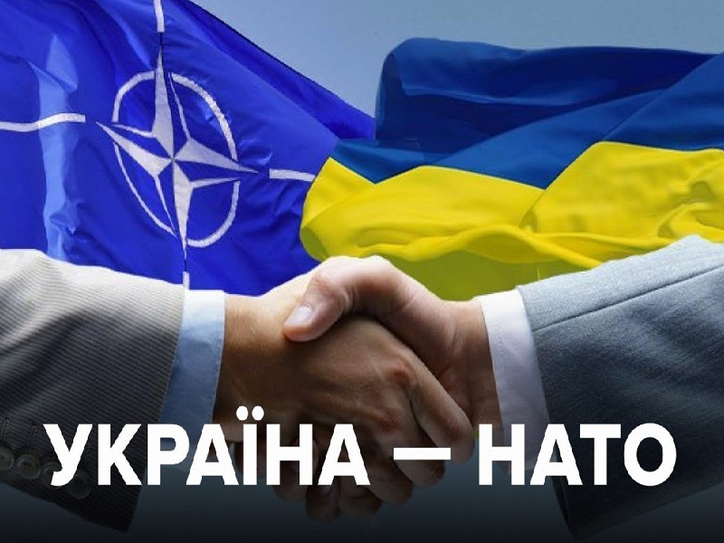 Сотрудничество Украины с НАТО остудит головы российским военным.