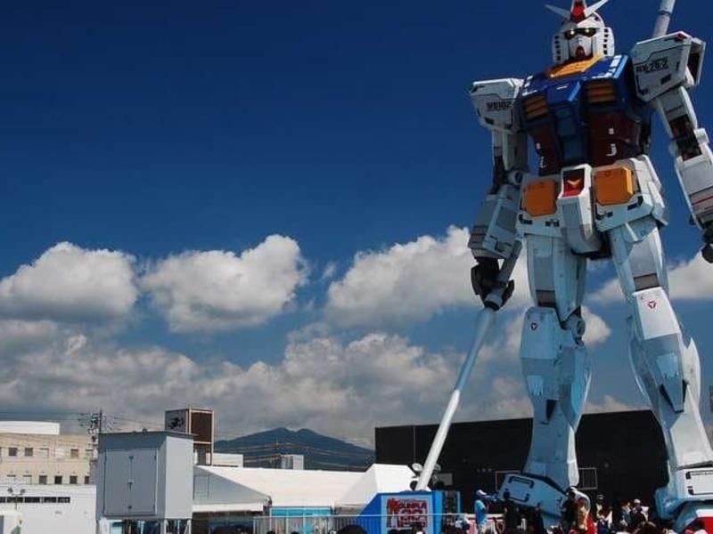 Робот в Японии