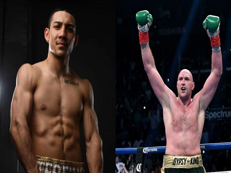 Боксеры 2020 года по версии The Ring