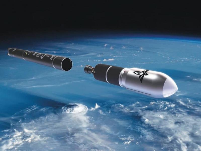 Ракета Alpha