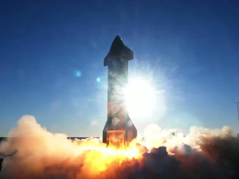 Корабля Starship. Фото -  myseldon.com