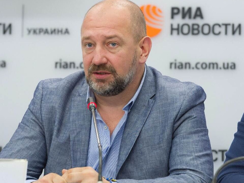 Сергей Мельничук