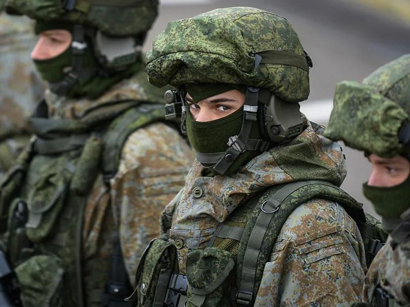 Солдат России