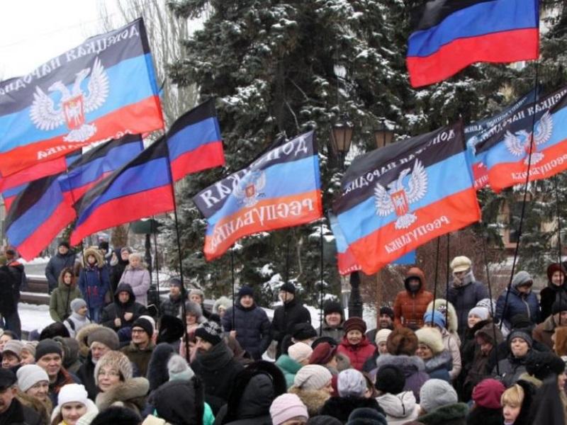 """В ВСУ предложили, как правильно назвать """"квазиобразования"""" на Донбассе."""