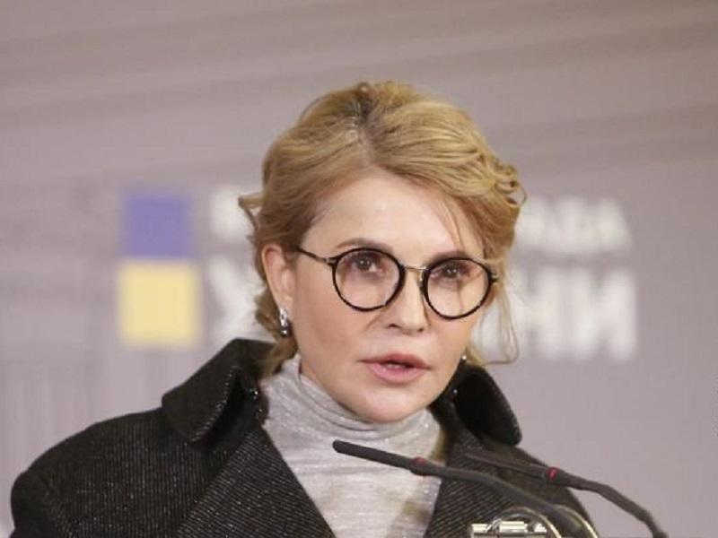 Юлия Тимошенко о незаконном повышении коммунальных тарифов.