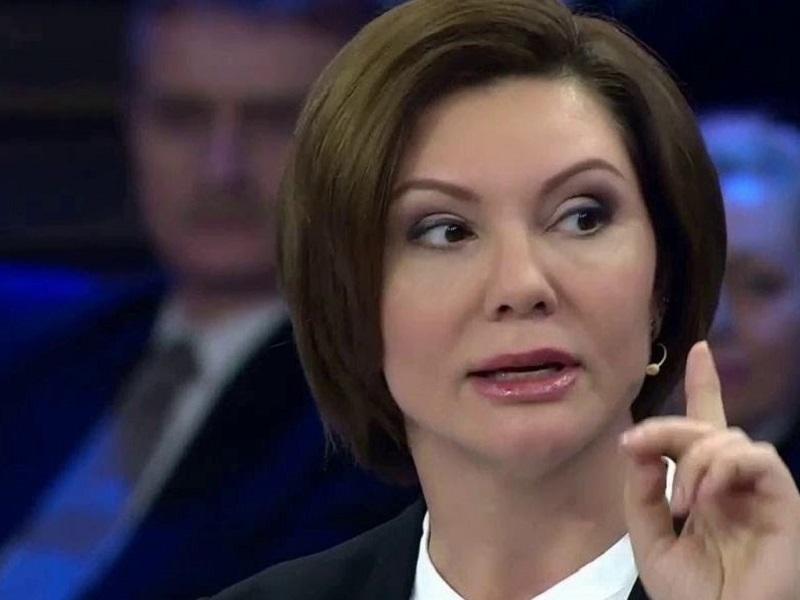 Сепаратистские заявления Елены Бондаренко.