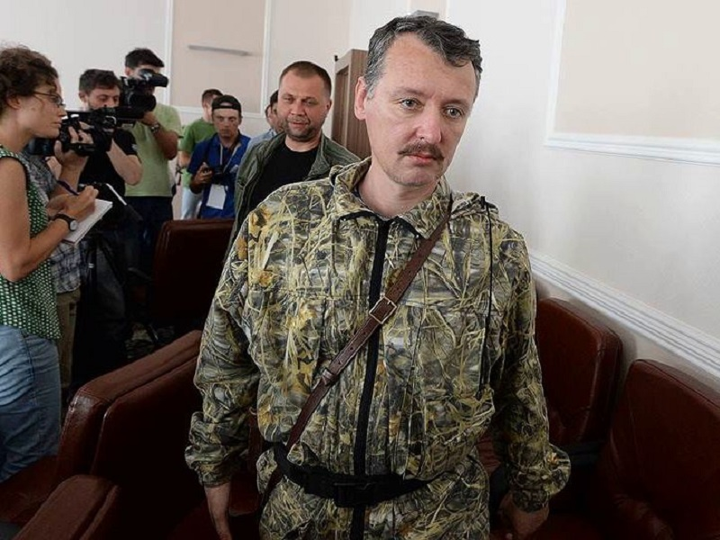 Гиркина сильно взволновал возможный приход к власти Навального.