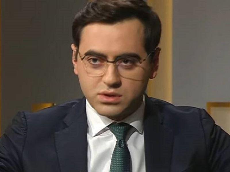 Глава «Укрзалізниці» Владимир Жук.