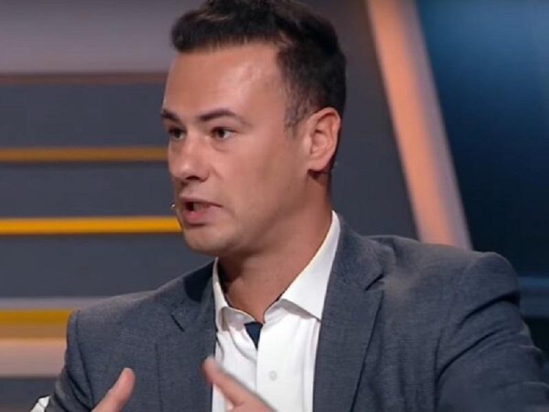 Политолог Максим Яли.