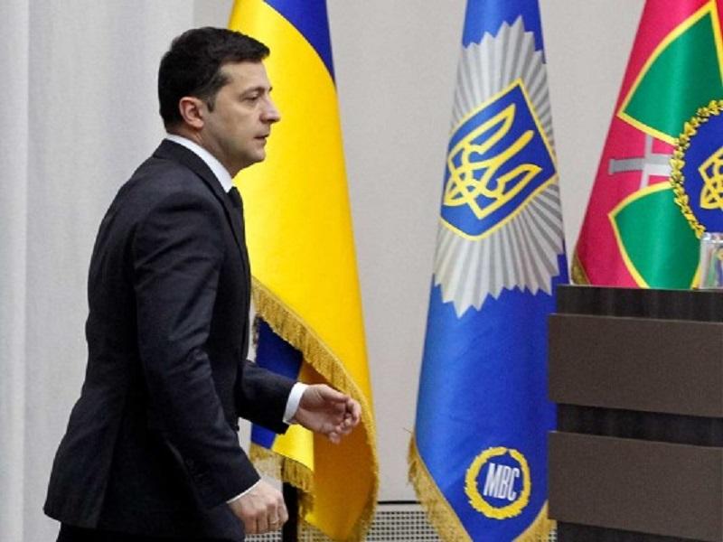 Условия для ухода Зеленского с поста президента.