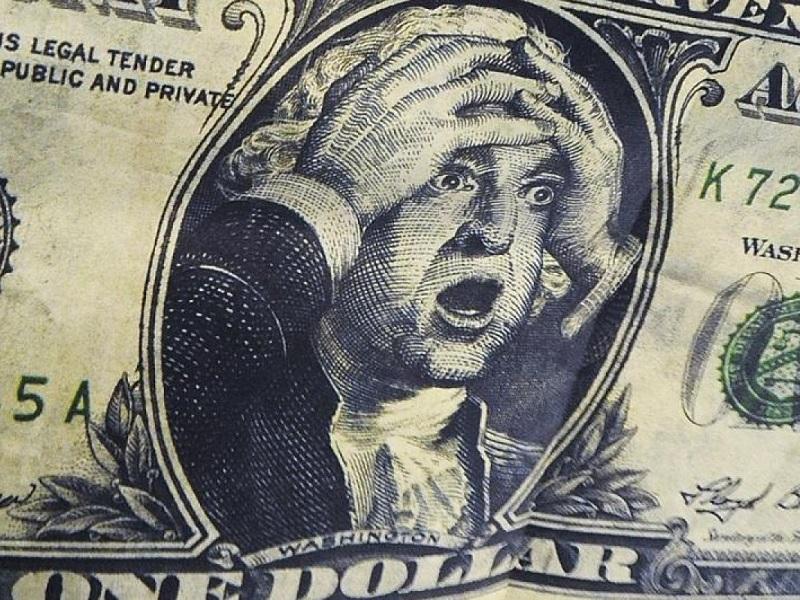 Украине грозит дефолт.